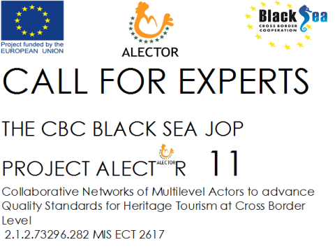 call for experts